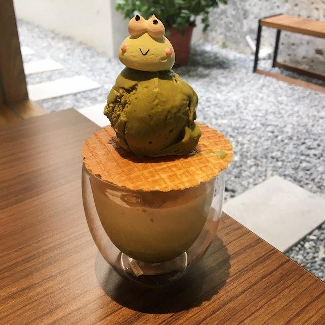 Iced Matcha (RM16)