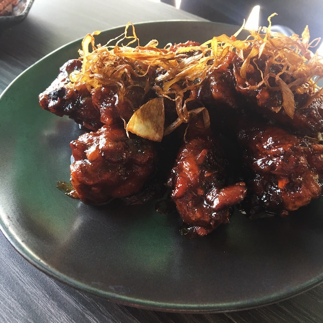 Flightless Wings (RM20.80)