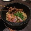 Olive Pork Kolo Mee (RM30)