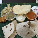 Chapatti Set Menu