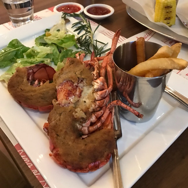 Lobster Thermidor 🦞