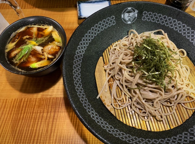 Duck Meat SOBA-D