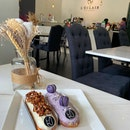 Lavender | Vanilla, Caramelised Pecans