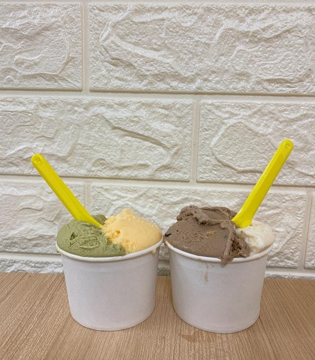 Good Ol' local ice cream