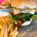 Classic Cheese Burgs (note: welldone only!)