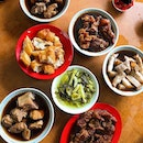 [JB] Cooked over charcoal, the subtle herbal quality of the broth combines harmoniously with the rich pork flavour for a delicious bowl  of Bak Kut Teh (the pork ribs weren't falling off the bone but with such a broth, all is forgiven).