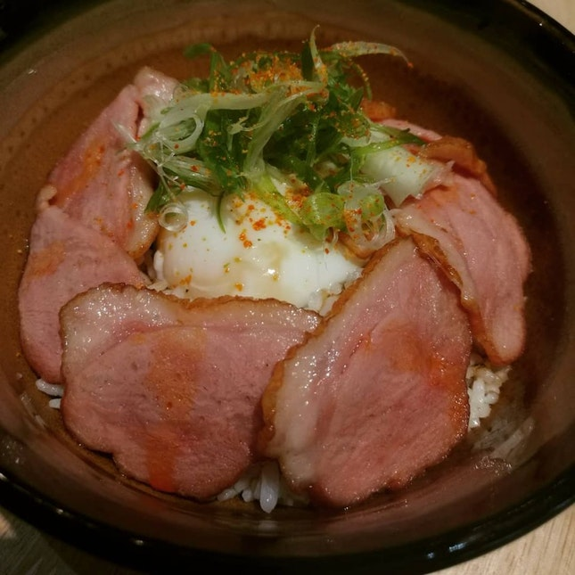 Duck Rice Bowl