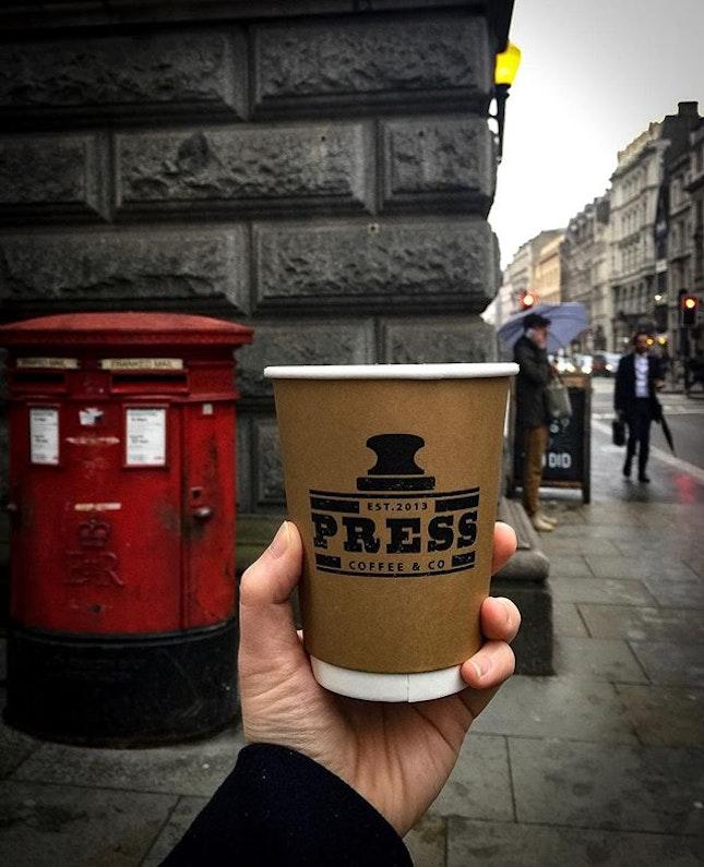 London Coffee Shops