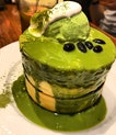 Japanese Cafe - Good Mains & Desserts