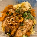 Thai Wanton Noodles