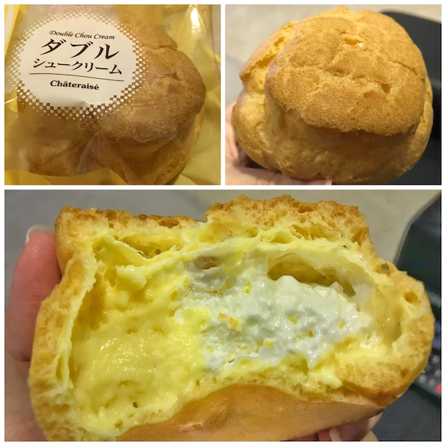 Review on Double Chou Cream Puff/ aka Double Fantasy ($1.90)