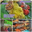Review on 1)Begedel, 2) Brinjal Balado & 3) Ayam panggang (Total: $6)