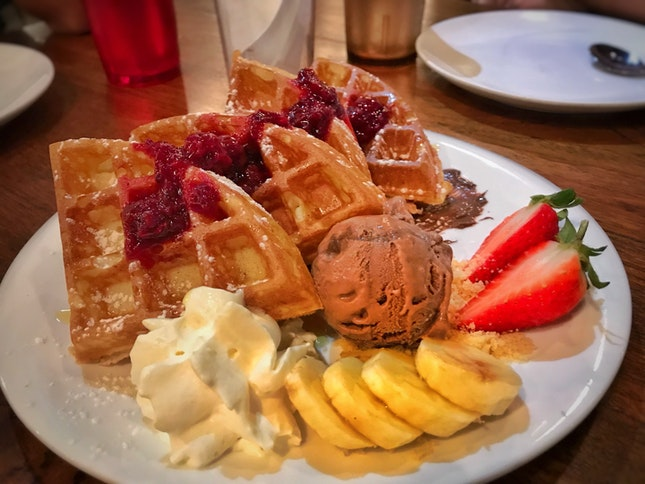Review on TCS Waffle Stack ($14)