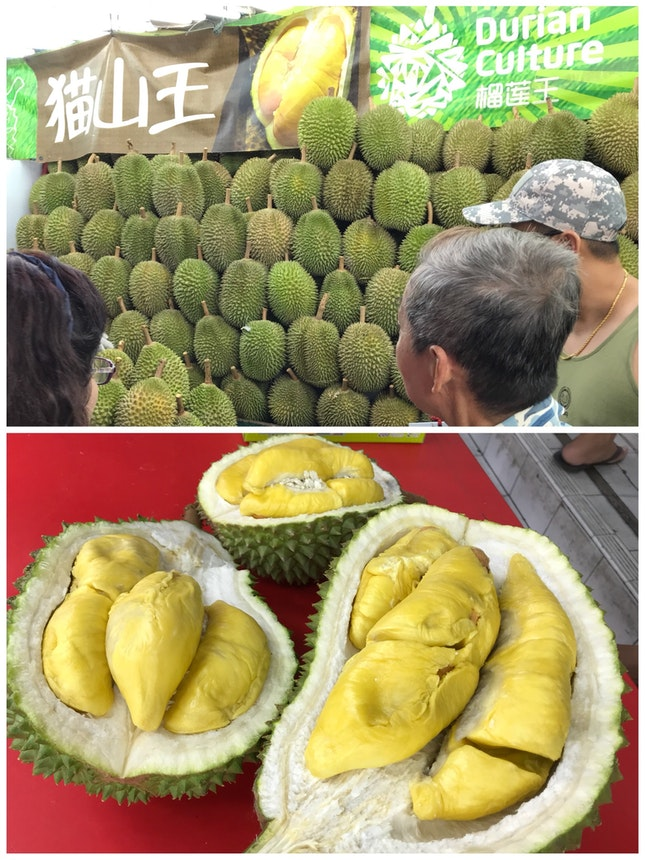 Review of Mao Shan Wang (MSW) Durians ($30 per kg)