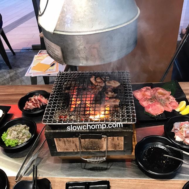 Korean/Japanese BBQ