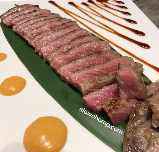Sirloin Steak (200g), $28.90++