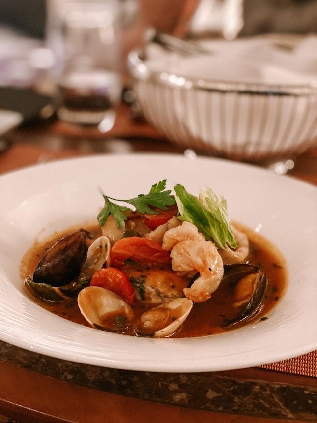 Yummy Italian Dinner!