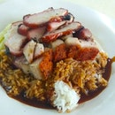 Char Siew & Roast Meat Rice
