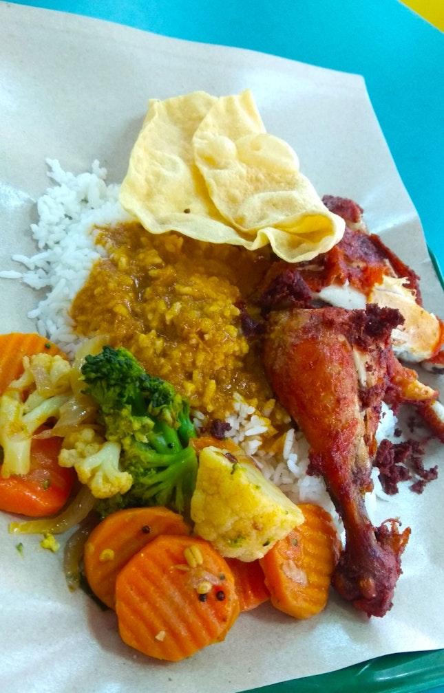 White Rice Biryani
