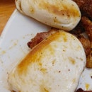 Deep-Fried Mantou