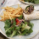 Steak Frites Wrap