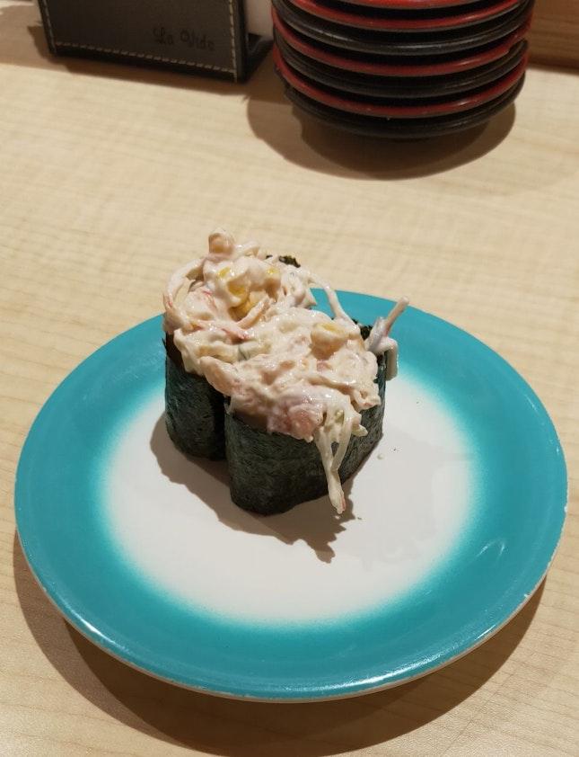 Kaisen Salad Sushi