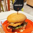 European Burger
