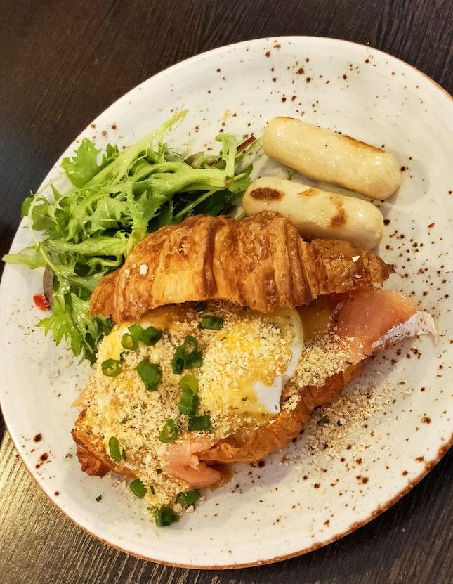 Croissant Dirty Norwegian