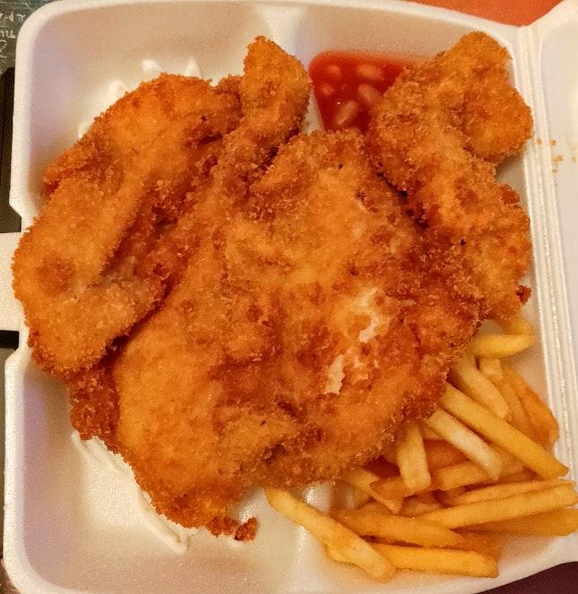 Western J.D's Chicken Cutlet