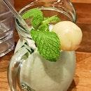 Lychee Yogurt Ade