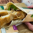 Grilled Chicken McWrap