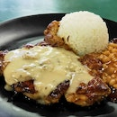 Western J.D's Chicken Chop Rice