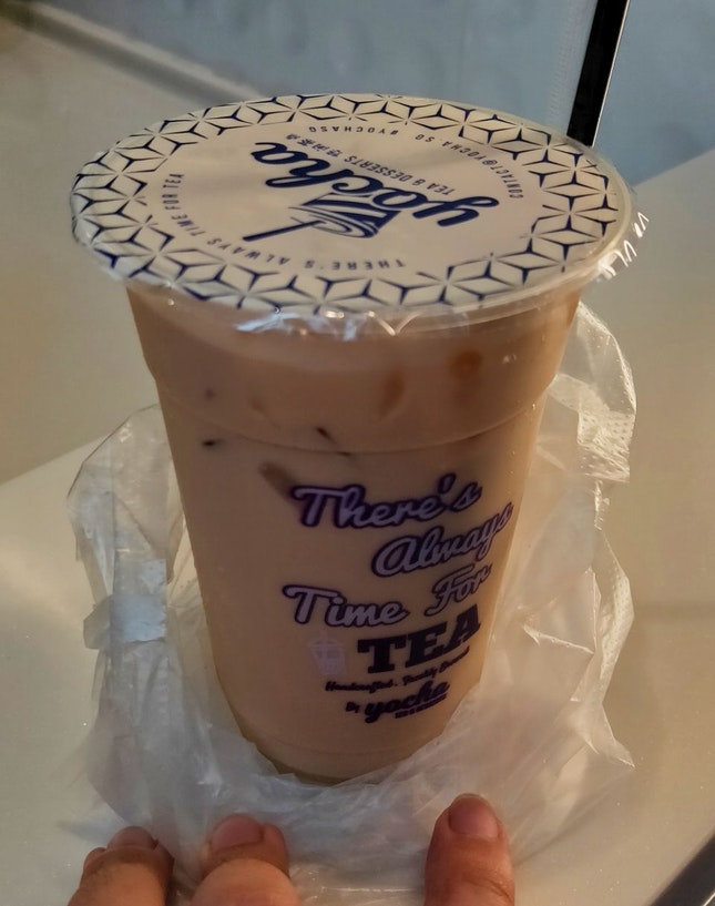 Mango Milk Tea