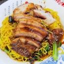 不见天 Char Siew Noodle