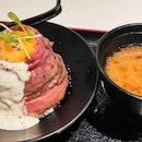 Wagyu Roast Beef Don