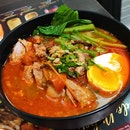 Northern Thai Pork Ribs Brown Rice Beehoon