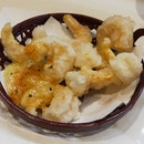 Crispy Prawns With Yuzu Mayo