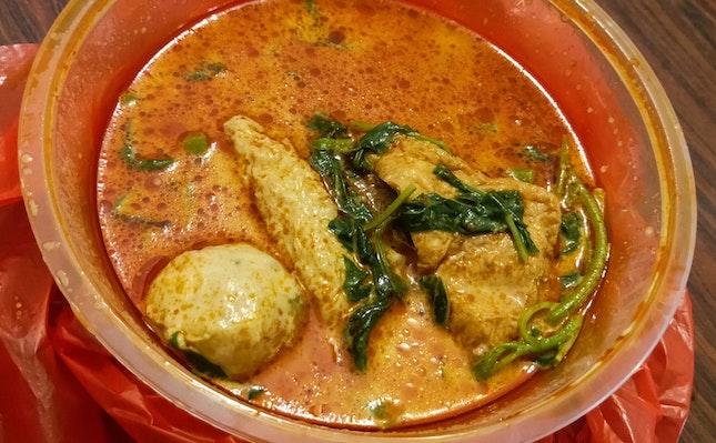 Curry Yong Tau Foo