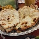 Butter & Garlic Naan & Kashmiri Naan