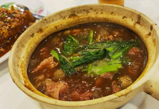 Pot Beef Brisket