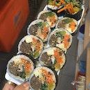Beef Bulgogi Gimbap ❤️
