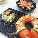 Soooo Much Sushi