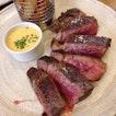 Grilled ribeye steak 300g 🥩