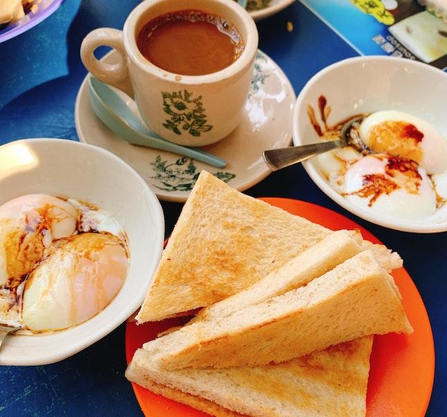 Eating Around Johor Bahru (JB) 🇲🇾