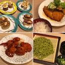 Chasoba And Sushi