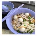 Hui Ji fishball noodle