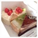 Sliced Cakes 🍰