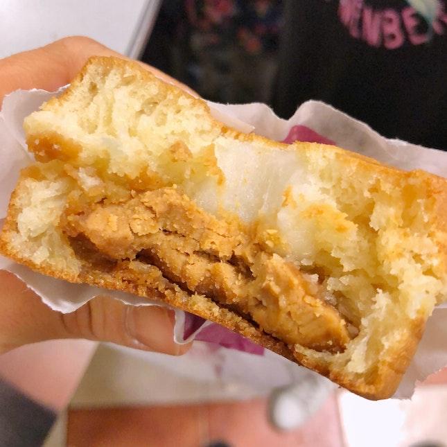Peanut Mochi Obanyaki