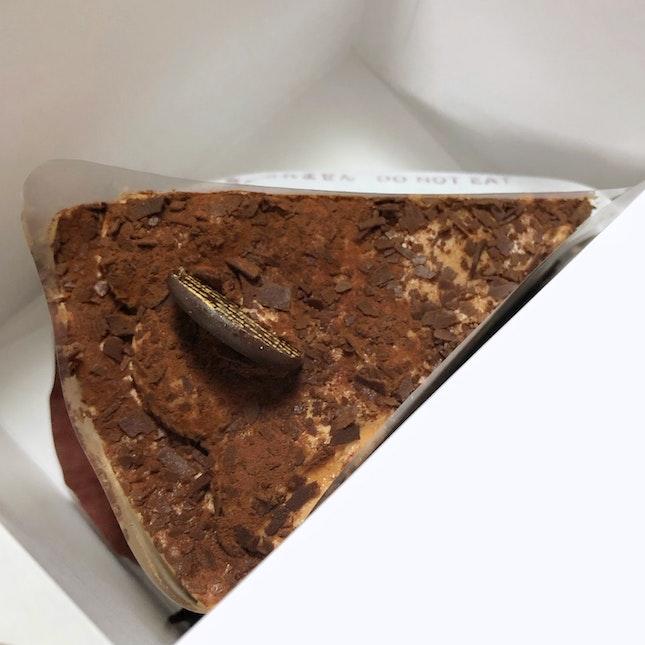 Crispy chocolate cake 🍰🍫
