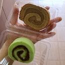 Kaya Coconut Roll & Kopi Gao Gao Roll